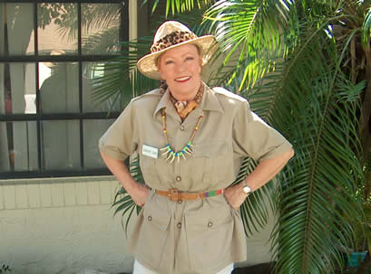 Safari Sue